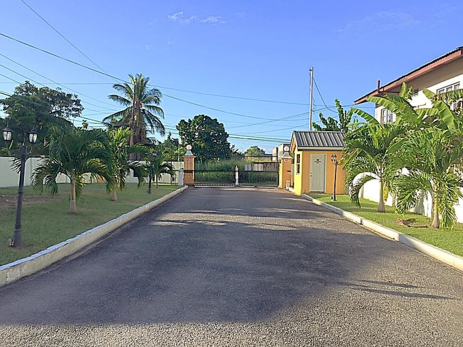 Gated Community Palm Villas