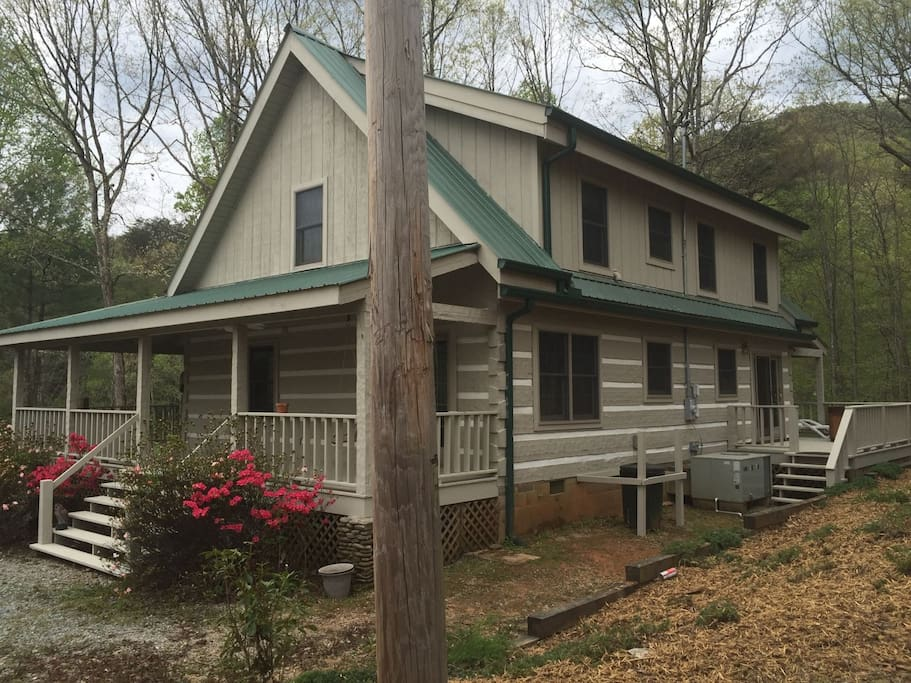 Stonybrook lodge ducktown tn cabins for rent in for Large cabin rentals in tennessee