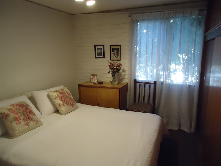Your double room