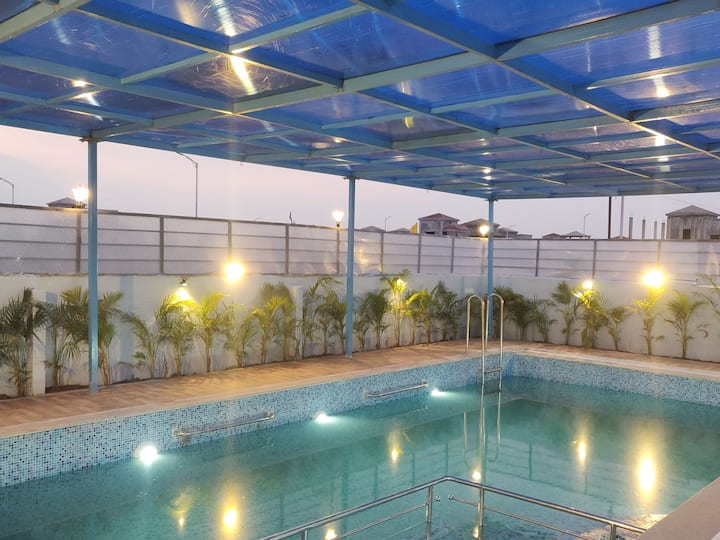 Iftekhar Razorfish Getaways - Shadnagar