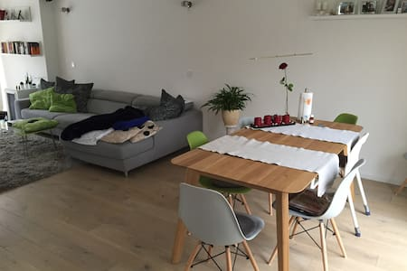 Lovely Place to be, near Tradefair Cologne! - Köln - Townhouse