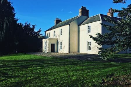 Luxury Holiday Let On Country Estate With Private Fishing