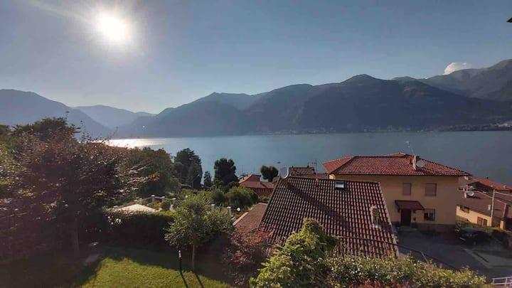 Bellagio, lake view