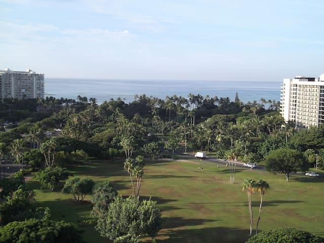 Luana Waikiki, Unit 1410
