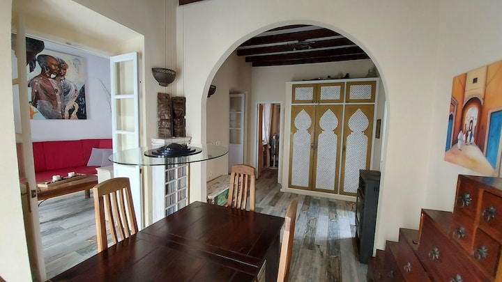Casita Tesoro Charming apartment in the old town