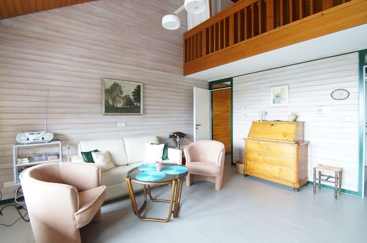 Terrassenpark Apartment mit tollem Fernblick