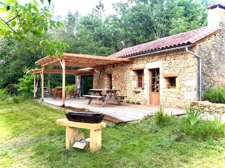 Maison périgourdine entre Bergerac et Sarlat