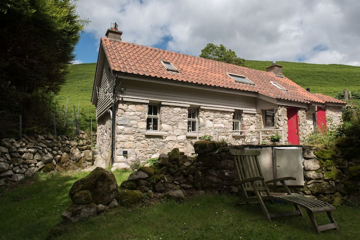 A renovated cottage in the scenic Cooley peninsula - Ravensdale - Cabaña