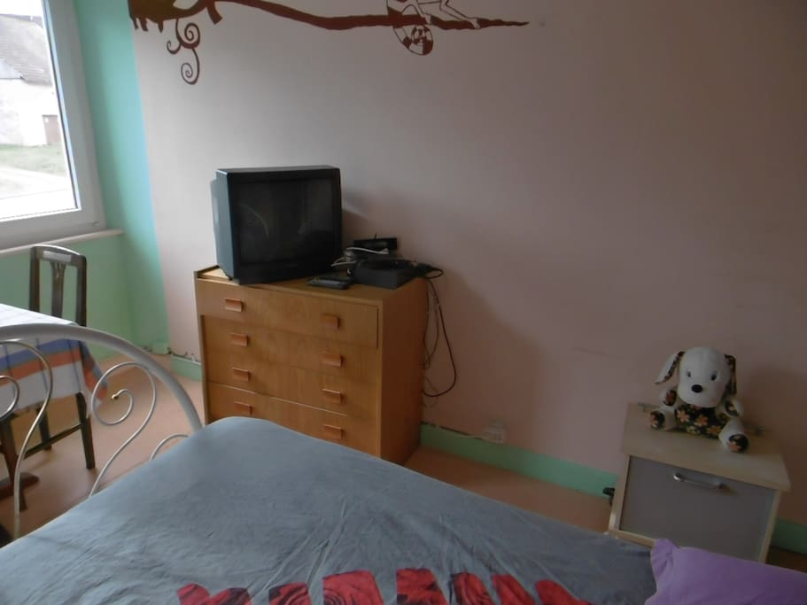 La chambre Pastel