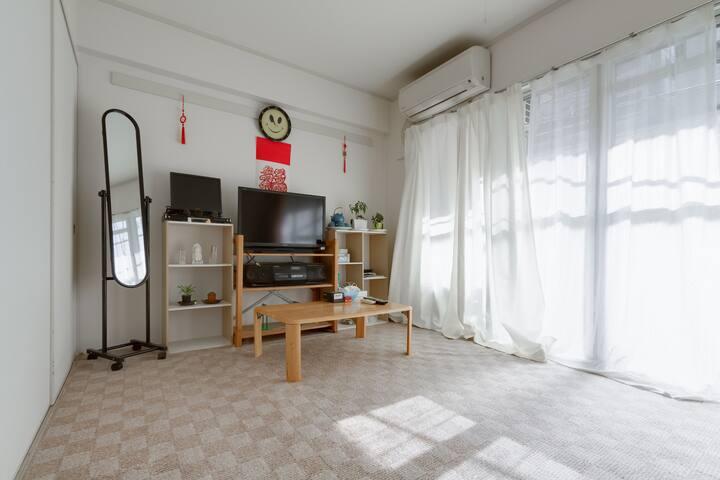 Osaka lovely room for your comfortable stay - Ōsaka-shi - Wohnung