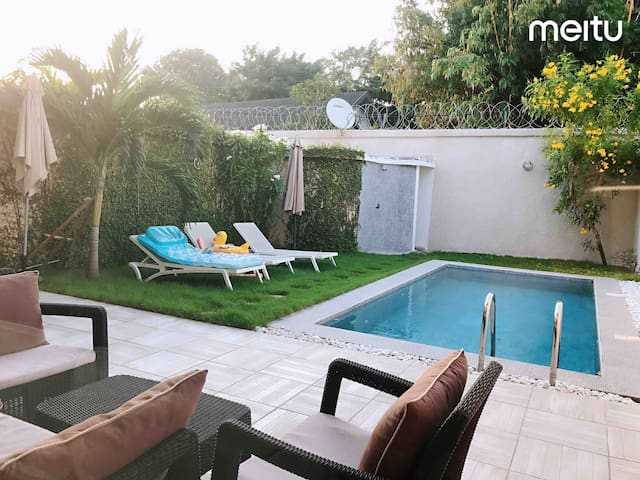 Paradise in Abidjan.  20% discount now!
