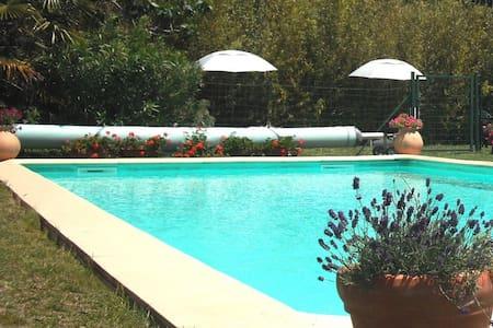Good vibrations§Heated pool§Perfect holidays