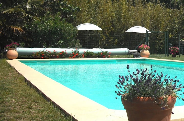 Good vibrations§Heated pool§Perfect holidays