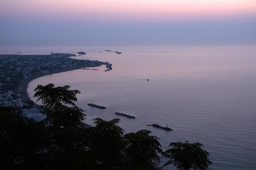 Остров Скирос деревня дом