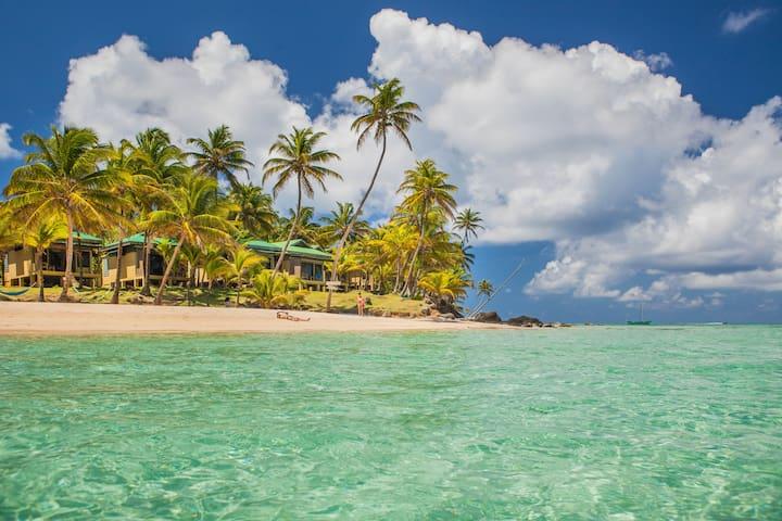 Oceanfront Suite at Yemaya Island Hideaway