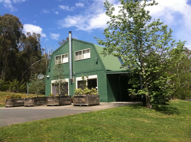 Yarra Valley- Ideal Family Location - Chum Creek - บ้าน