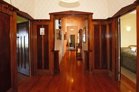 Florence Room at Kaurinest B&B - Whangarei