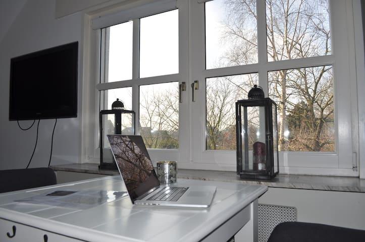 luxury apartment near the beach and Amsterdam