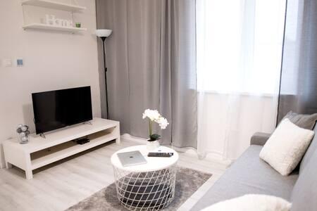 New York Apartman A