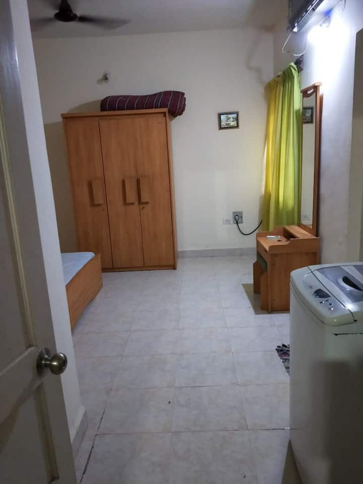 Fully furnished 1 bhk flat with Pool in Calangute