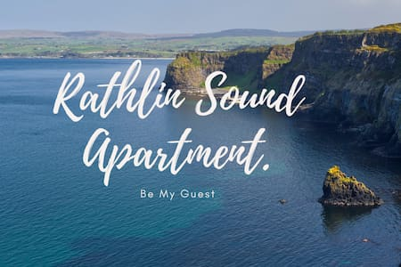 """Rathlin Sound Apartment"" Ballycastle Sea Views"