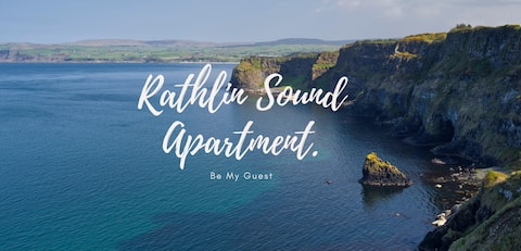 """Rathlin Sound Apartment"" 2021 Holidays Available"