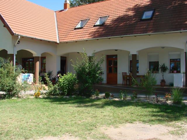 Bodobács vendégház