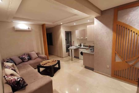 Lovely quiet & fully furnished apartment (WIFI...)