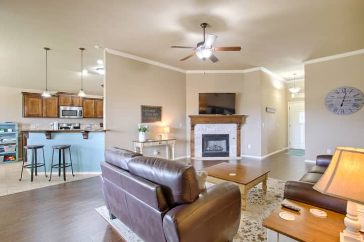 Extended Stays! Central Location! Family Friendly!