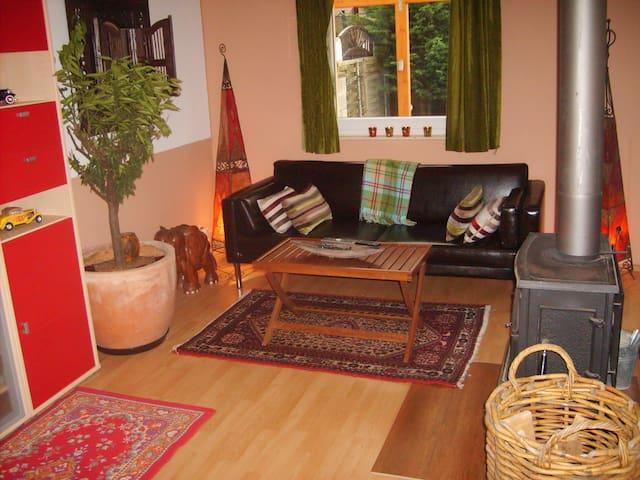 Holiday-Apartment at Rhine River