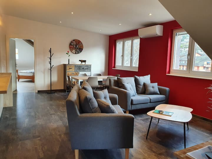 Magnifique appartement neuf tout confort