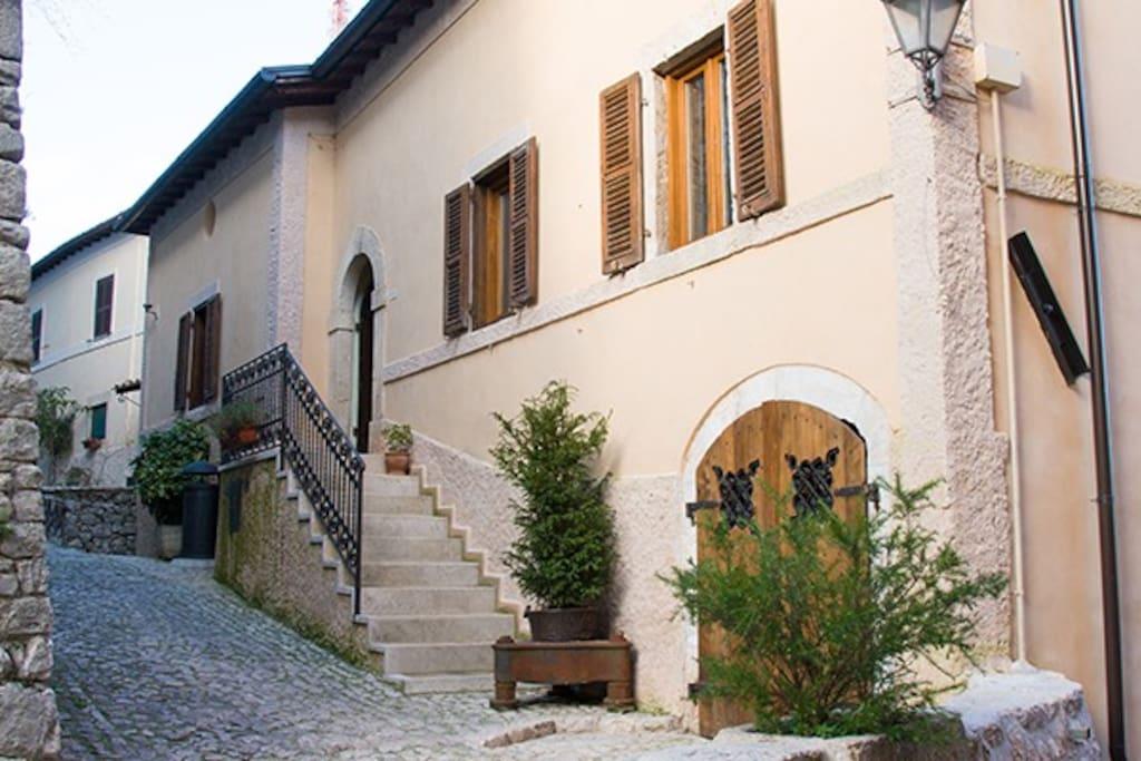 Esterno della Residenza
