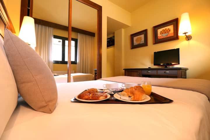 Habitación Individual (1 PAX) - Alojamiento y Desayuno