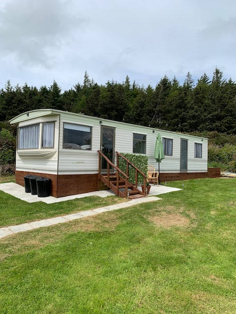 Radharc   3-bedroom mobile home-spectacular views.