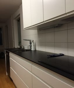 Central well planned modern bright  - Eskilstuna - Daire