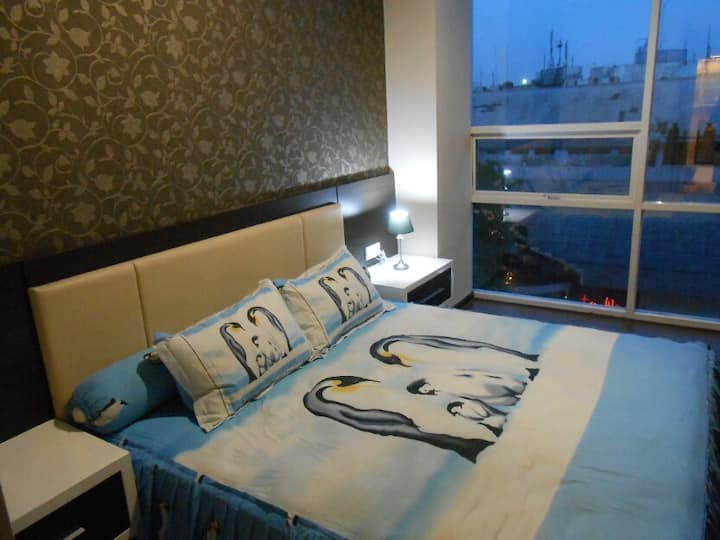 1Br 53m2 furnished 4* Apt