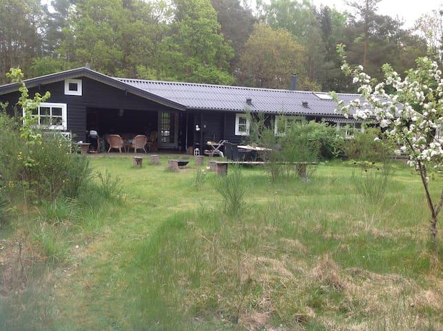 Stort familievenligt sommerhus - Ebeltoft - Cabana