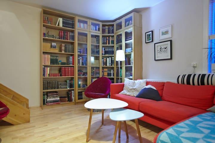 Fantastic location in Reykjavík - Reiquiavique - Apartamento