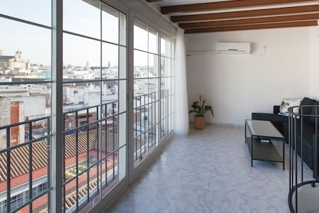 ATICO TERRAZA,CENTRO CASCO ANTIGUO - Sevilla