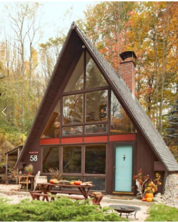 Dream A-Frame