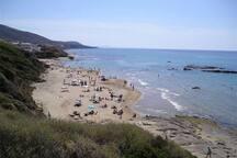 spiaggia Sa Ferula