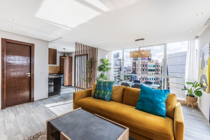 Apartment Central w/ amazing View # 5B