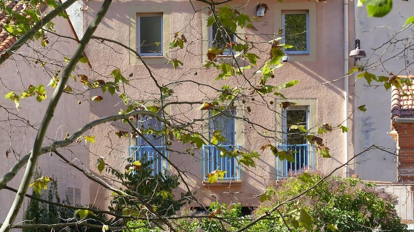 PIED A TERRE - Amélie-les-Bains-Palalda - Apartamento