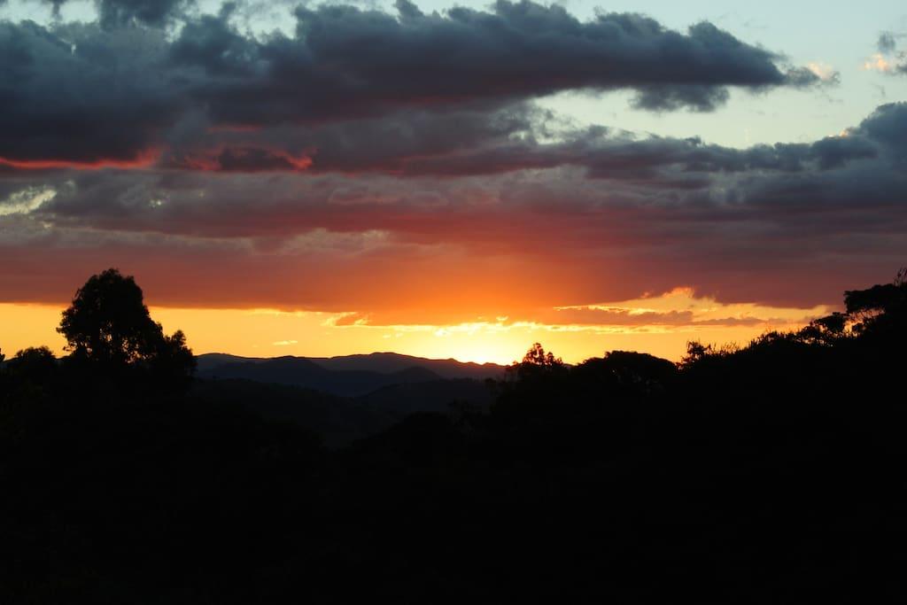Galpao Sunset ...