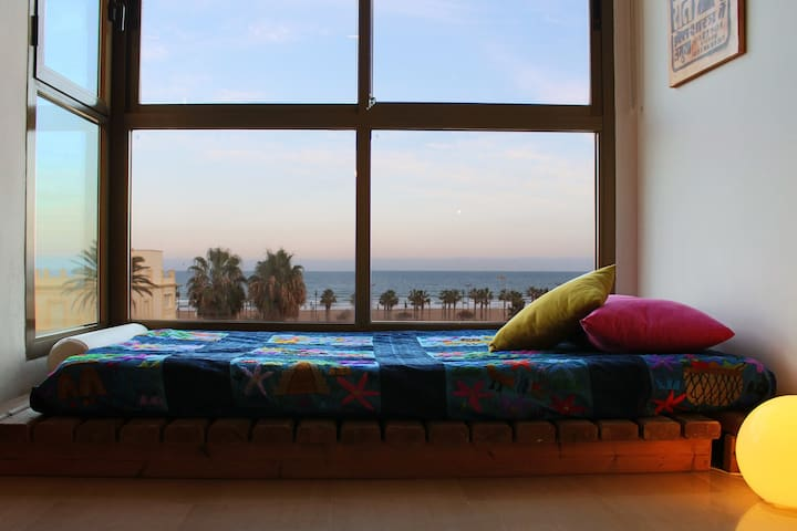 Amazing sea views - Valencia - Departamento