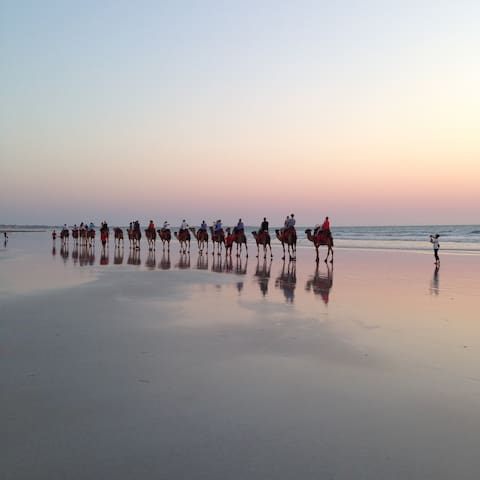 Broome sunsets