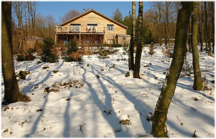 La maison dans les bois