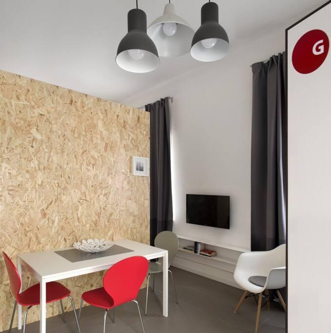 Living room_Area soggiorno