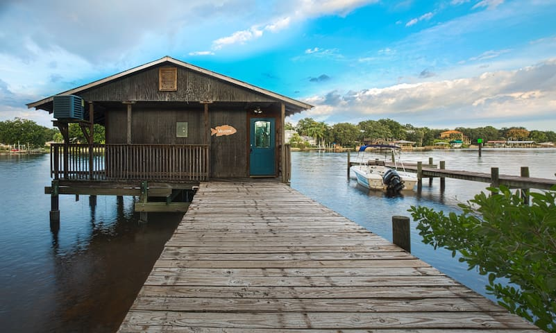 the Boathouse on the Hillsborough River