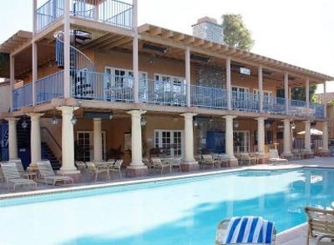 1bdm-Condo Anaheim-Dolphin Cove - Anaheim - Apartment